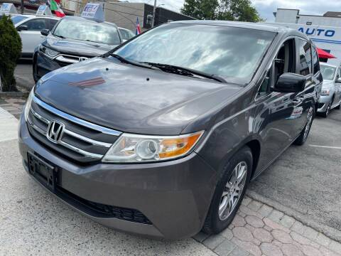 2011 Honda Odyssey for sale at White River Auto Sales in New Rochelle NY