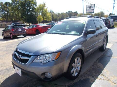2008 Subaru Outback for sale at High Country Motors in Mountain Home AR