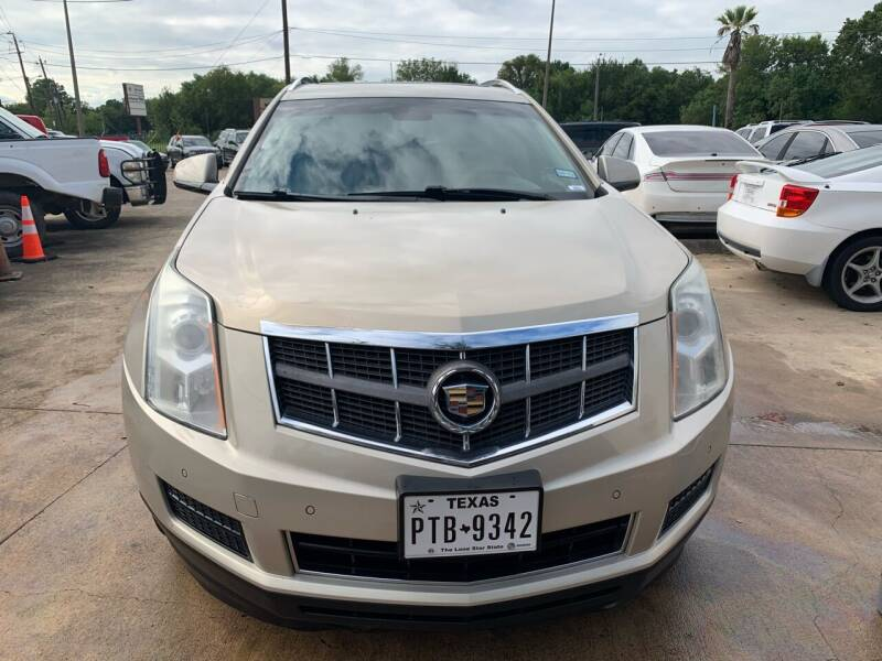 2010 Cadillac SRX for sale at 1st Stop Auto in Houston TX