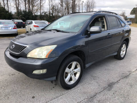 2004 Lexus RX 330 for sale at IH Auto Sales in Jacksonville NC