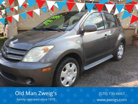 2004 Scion xA for sale at Old Man Zweig's in Plymouth PA
