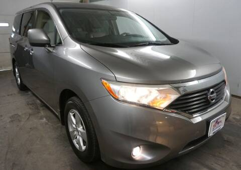 2013 Nissan Quest for sale at World Auto Net in Cuyahoga Falls OH