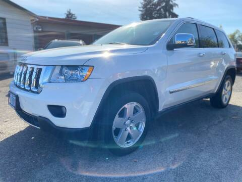 2012 Jeep Grand Cherokee for sale at Universal Auto INC in Salem OR