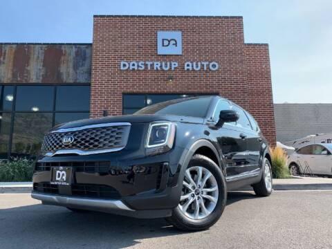 2020 Kia Telluride for sale at Dastrup Auto in Lindon UT