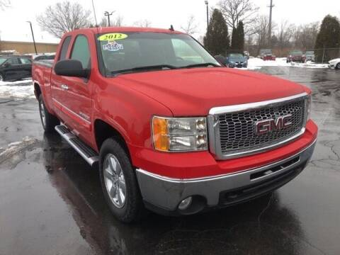 2012 GMC Sierra 1500 for sale at Newcombs Auto Sales in Auburn Hills MI