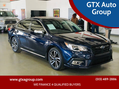 2018 Subaru Legacy for sale at GTX Auto Group in West Chester OH