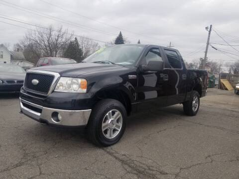 2008 Ford F-150 for sale at DALE'S AUTO INC in Mount Clemens MI