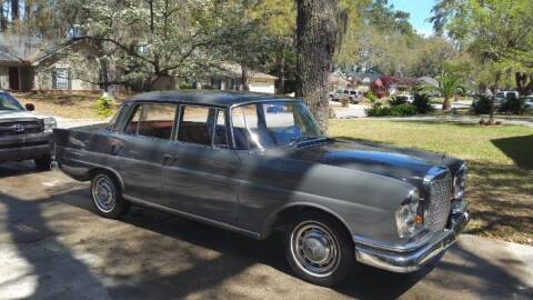 1967 Mercedes-Benz S-Class for sale at Classic Car Deals in Cadillac MI