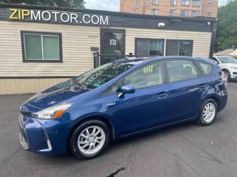2015 Toyota Prius v for sale at ZIPMOTOR.COM in Arlington VA