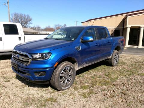 2019 Ford Ranger for sale at KW TRUCKING OF KS in Saint Paul KS