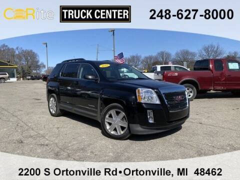 2011 GMC Terrain for sale at Carite Truck Center in Ortonville MI