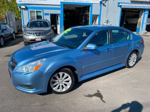 2011 Subaru Legacy for sale at Bridge Road Auto in Salisbury MA