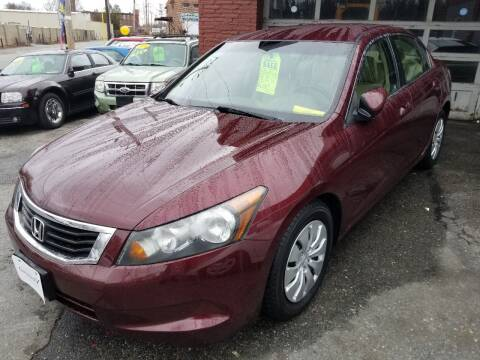 2010 Honda Accord for sale at Howe's Auto Sales in Lowell MA