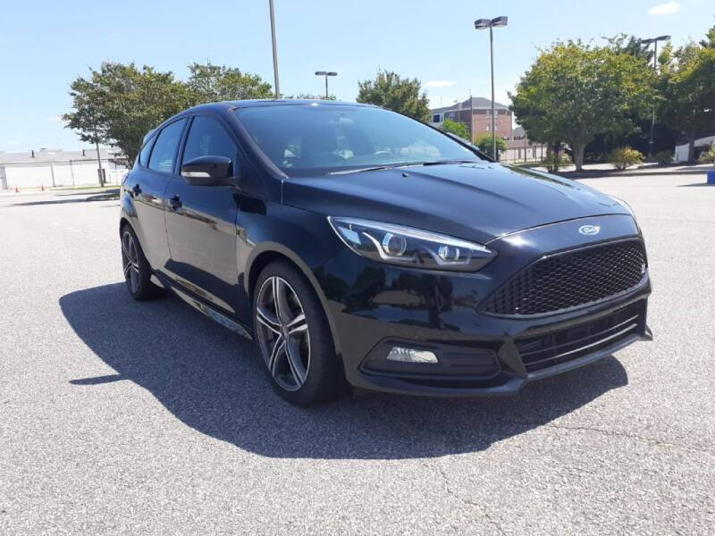 2016 Ford Focus for sale at A&R MOTORS in Portsmouth VA