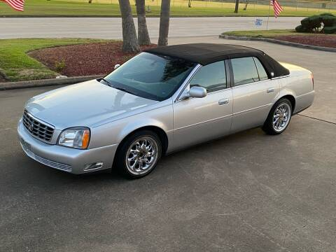 2003 Cadillac DeVille for sale at M A Affordable Motors in Baytown TX