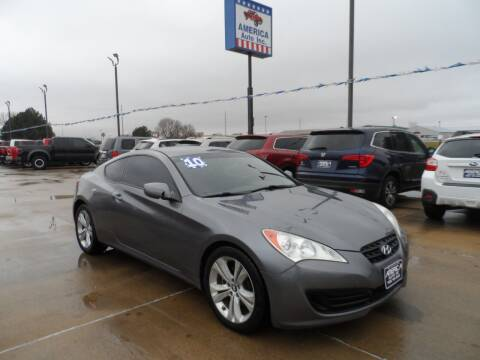 2010 Hyundai Genesis Coupe for sale at America Auto Inc in South Sioux City NE