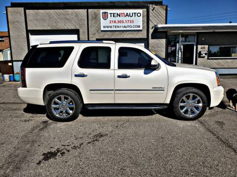 2014 GMC Yukon for sale at Ten 11 Auto LLC in Dilworth MN
