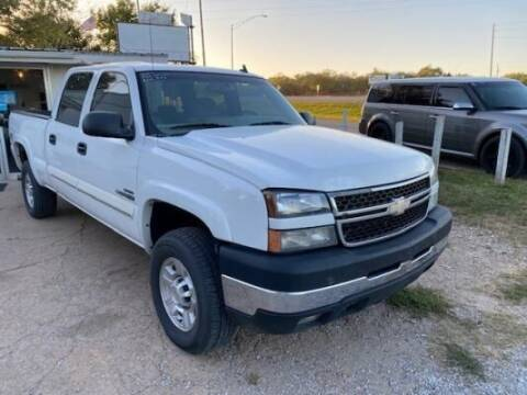 2007 Chevrolet Silverado 2500HD Classic for sale at Car Solutions llc in Augusta KS