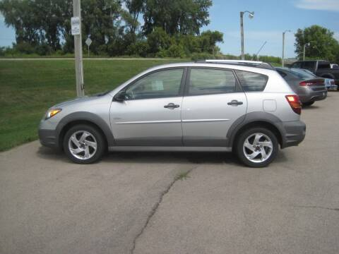 2003 Pontiac Vibe for sale at G T AUTO PLAZA Inc in Pearl City IL