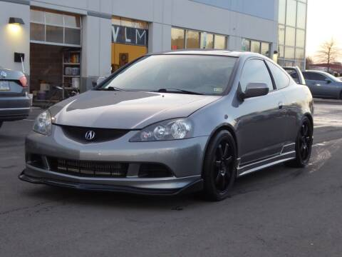 2005 Acura RSX for sale at Loudoun Motor Cars in Chantilly VA