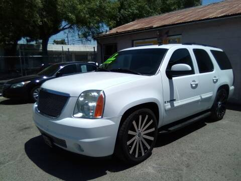2007 GMC Yukon for sale at Larry's Auto Sales Inc. in Fresno CA