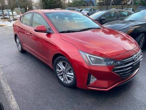 2020 Hyundai Elantra for sale at Pleasant Auto Group in Chantilly VA