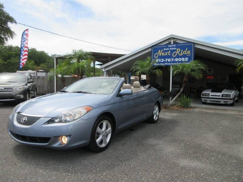 2006 Toyota Camry Solara for sale in Tampa, FL