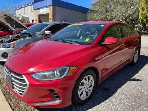 2017 Hyundai Elantra for sale at Wilson Autosports in Fort Walton Beach FL