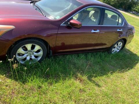 2009 Honda Accord for sale at Green Automotive in Loxley AL