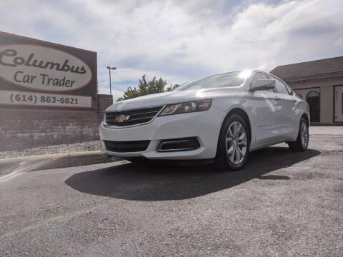 2018 Chevrolet Impala for sale at Columbus Car Trader in Reynoldsburg OH