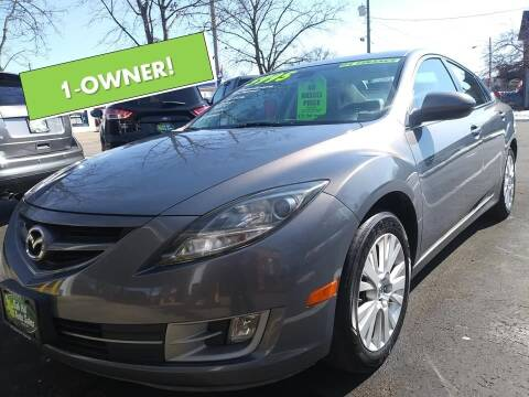 2009 Mazda MAZDA6 for sale at Oak Hill Auto Sales of Wooster, LLC in Wooster OH