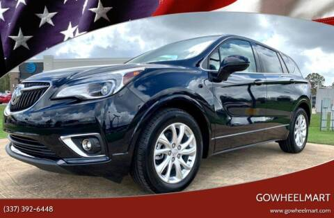2020 Buick Envision for sale at GOWHEELMART in Available In LA