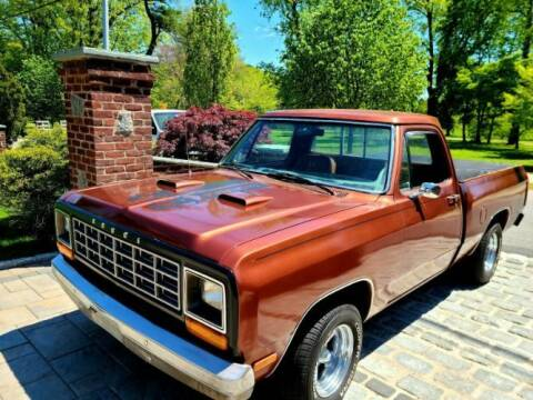 1984 Dodge Ram for sale at Classic Car Deals in Cadillac MI