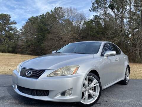 2010 Lexus IS 250 for sale at Global Pre-Owned in Fayetteville GA
