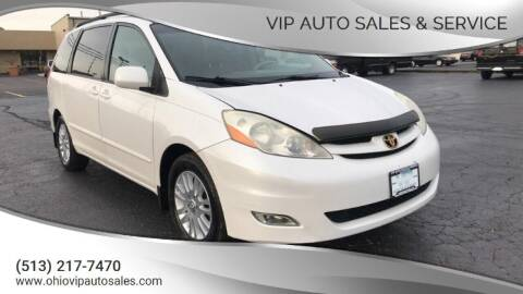 2007 Toyota Sienna for sale at VIP Auto Sales & Service in Franklin OH