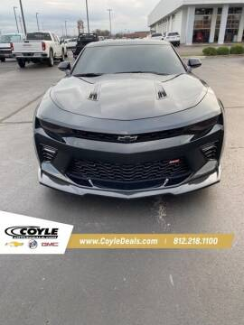 2017 Chevrolet Camaro for sale at COYLE GM - COYLE NISSAN in Clarksville IN