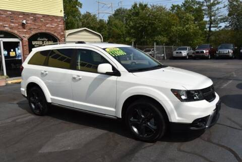 2019 Dodge Journey for sale at Absolute Auto Sales, Inc in Brockton MA