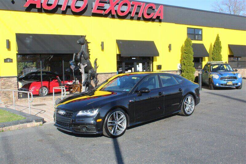 2015 Audi A7 for sale at Auto Exotica in Red Bank NJ
