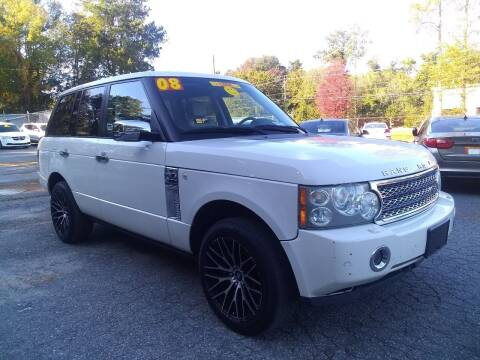 2008 Land Rover Range Rover for sale at Import Plus Auto Sales in Norcross GA