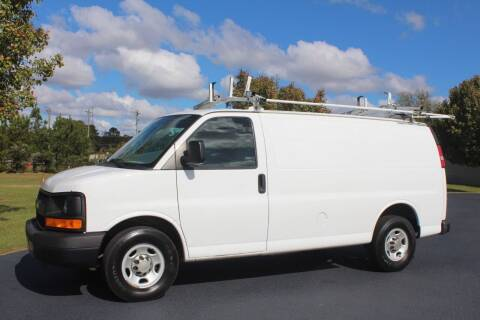 2013 Chevrolet Express Cargo for sale at Palmetto Luxury Cars in Florence SC