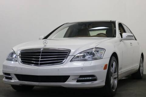 2010 Mercedes-Benz S-Class for sale at Clawson Auto Sales in Clawson MI
