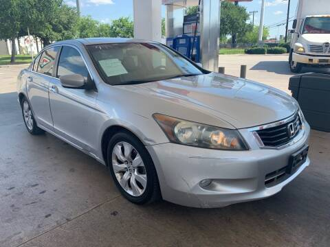 2008 Honda Accord for sale at C.J. AUTO SALES llc. in San Antonio TX