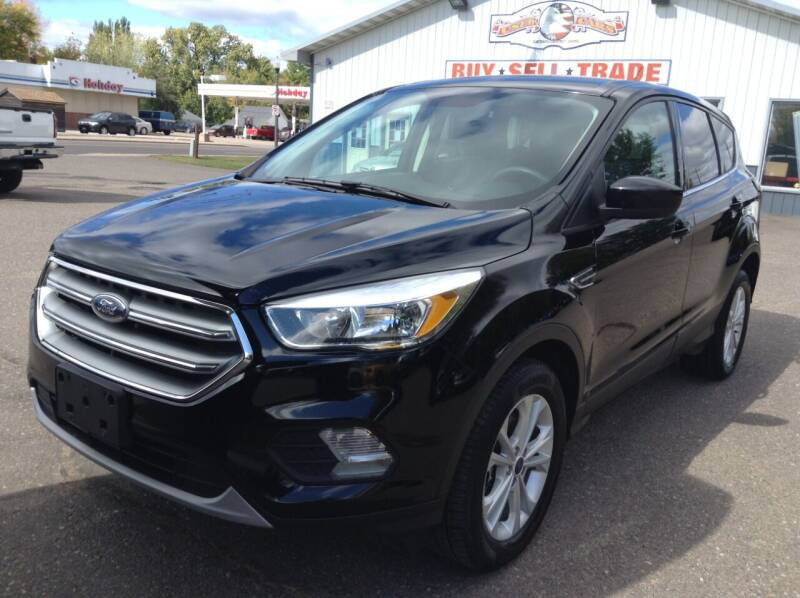2017 Ford Escape for sale at Steves Auto Sales in Cambridge MN