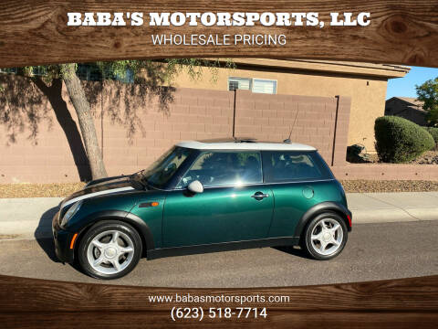 2005 MINI Cooper for sale at Baba's Motorsports, LLC in Phoenix AZ