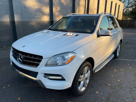 2015 Mercedes-Benz M-Class for sale at APX Auto Brokers in Lynnwood WA