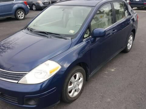 2008 Nissan Versa for sale at Premier Auto Sales Inc. in Newport News VA