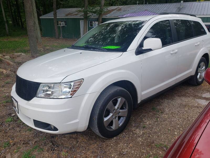 2010 Dodge Journey for sale at Northwoods Auto & Truck Sales in Machesney Park IL