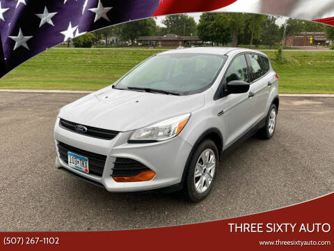 2013 Ford Escape for sale at Three Sixty Auto in Elysian MN
