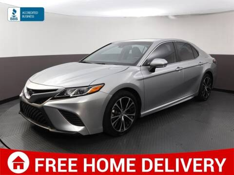 2018 Toyota Camry for sale at Florida Fine Cars - West Palm Beach in West Palm Beach FL