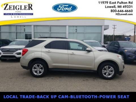 2015 Chevrolet Equinox for sale at Zeigler Ford of Plainwell- michael davis in Plainwell MI